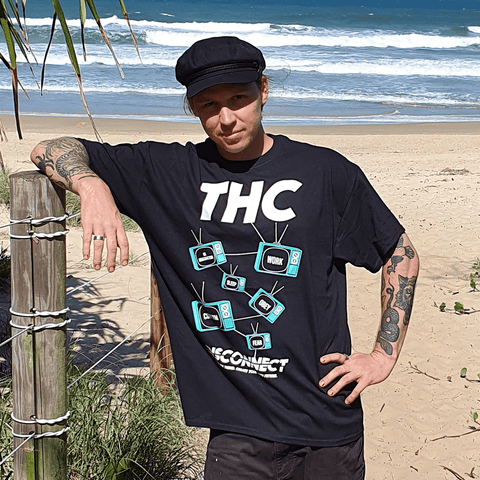 THC | DISCONNECT T-SHIRT - Off Ya Tree