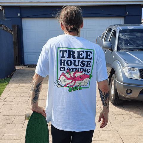 THC | DEADTIRED T-SHIRT - Off Ya Tree