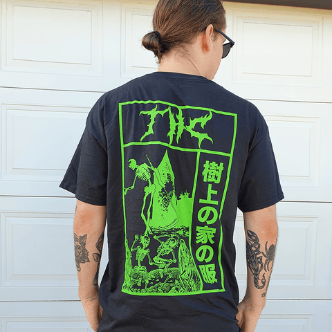 THC | DEATH DUNGEON T-SHIRT - Off Ya Tree