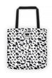 Yazahi Save Animals Tote in White-YAZAHI