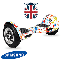 "Hoverboard 10"" XSR Bluetooth Series"