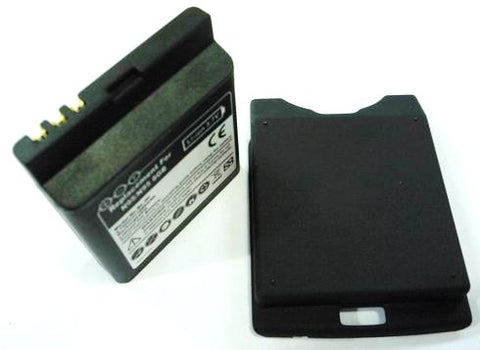 Nokia N95 8GB Battery EXtended Life 1400mAh Capacity with Black back cover included - BL-6F - Evertop Accessories Shop