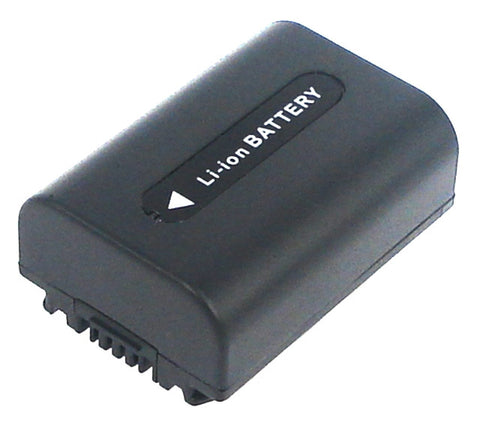 NP-FH50 Battery For SONY Digital DSLR-A390 A330 | DSC-HX100V | HDR-XR105E - Evertop Accessories Shop