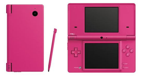 Refurbished As New Nintendo DSi Game Console in Pink Colour - Evertop Accessories Shop