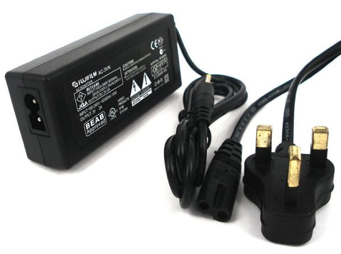 FujiFilm AC-3VN AC Adapter AC-3VS AC-3VX AC-3V Compatible - Evertop Accessories Shop
