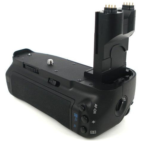 Battery Grip for Canon EOS 7D DSLR Camera Replace BG-E7 - Evertop Accessories Shop