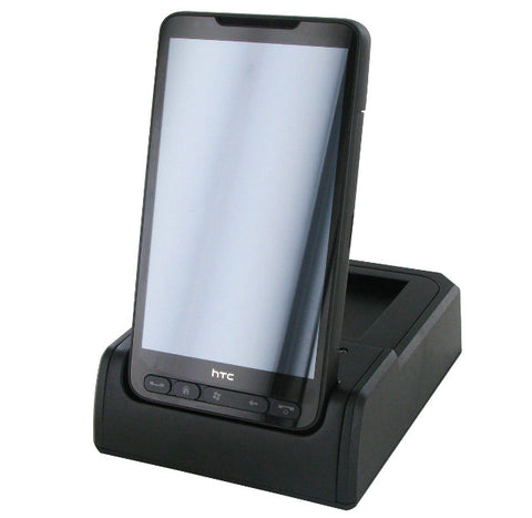 HTC Touch HD2 Dual Desktop Battery Charger with Mobile Sync Dock Stand / BA S400 - Evertop Accessories Shop