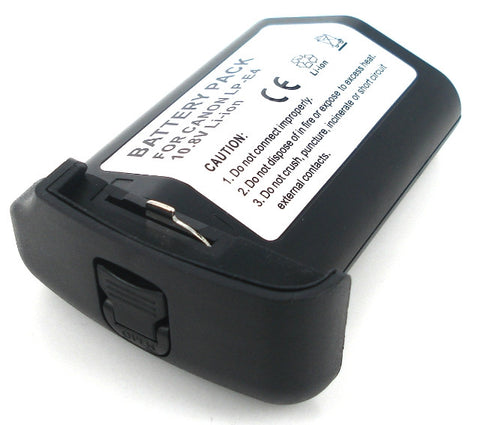 Compatible LP-E4 Battery For Canon EOS 1D Mark III / 1Ds Mark III DSLR Camera - Evertop Accessories Shop