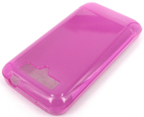HTC Legend Protective TPU Soft Skin Case / Premium Quality / Pink - Evertop Accessories Shop