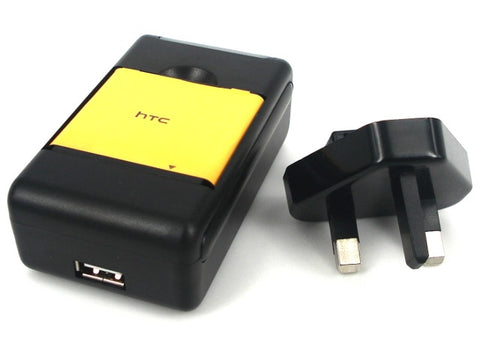 HTC HD Mini Desktop Battery Charger Pack / BA S430 / BB92100 / Original - Evertop Accessories Shop