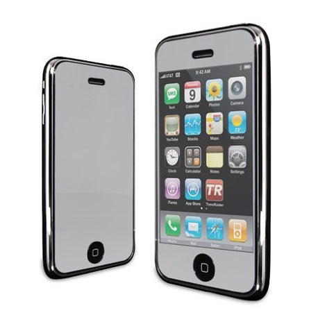 iPhone 4 LCD Mirror Screen Protector - Evertop Accessories Shop