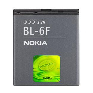Genuine Nokia BL-6F Battery for Nokia N79, N78, N95 8GB BL6F 1200mAh - Evertop Accessories Shop