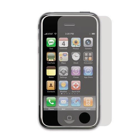 iPod Touch 4 LCD Screen Protector with Anti-Glare - Evertop Accessories Shop
