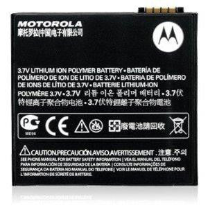 Motorola OM6C Battery for Motorola Quench XT3 / XT5 XT502 / SNN5884A / Original - Evertop Accessories Shop