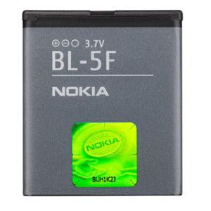 Original Nokia BL-5F Battery For Nokia X5-01, N95, N96, 6210, 6710 Mobile - Evertop Accessories Shop