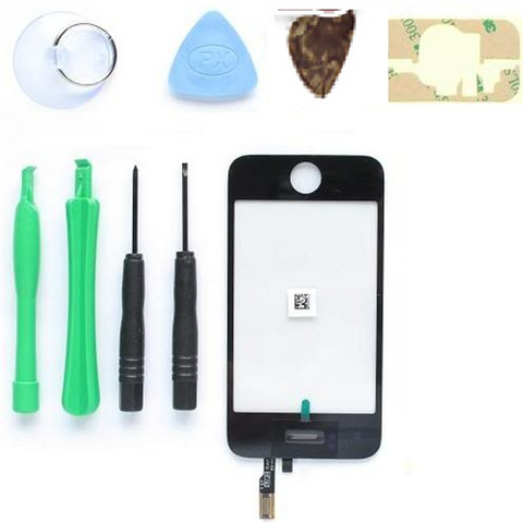 iPhone 3GS Front Glass & Touch Screen Digitizer 16GB 32GB Replacement Part - Evertop Accessories Shop