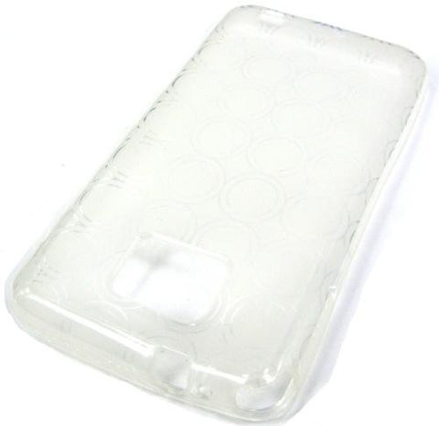 Samsung Galaxy S2 II i9100 Protective TPU Gel Skin Case / Transparent - Evertop Accessories Shop