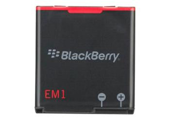 Original Blackberry EM-1 Battery For Curve 9350 9360 9370 Mobile EM1 - Evertop Accessories Shop
