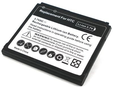 HTC S740 Rose Battery / BA S280 / 1000mAh / Replacement / HTC Rose - Evertop Accessories Shop