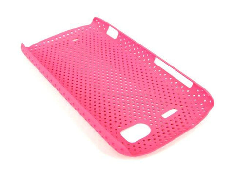 HTC Sensation XE Case Mesh Vent Protective Cover in Pink Colour New - Evertop Accessories Shop