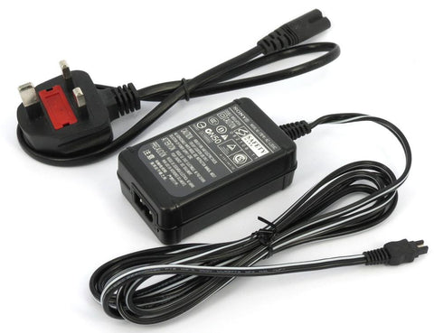 Original Sony AC-L200 AC Adaptor Charger for Sony Handycam Camcorders - Evertop Accessories Shop