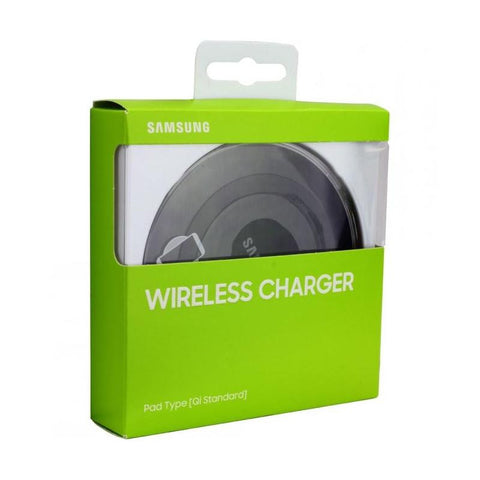 Genuine Samsung Galaxy S6 S6 Edge Wireless Charger Pad Station Qi EP-PG920I New Sealed - Evertop Accessories Shop