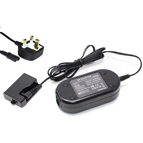 ACK-E10 AC Power Adapter with DR-E10 Coupler For Canon EOS Kiss X50 - Evertop Accessories Shop
