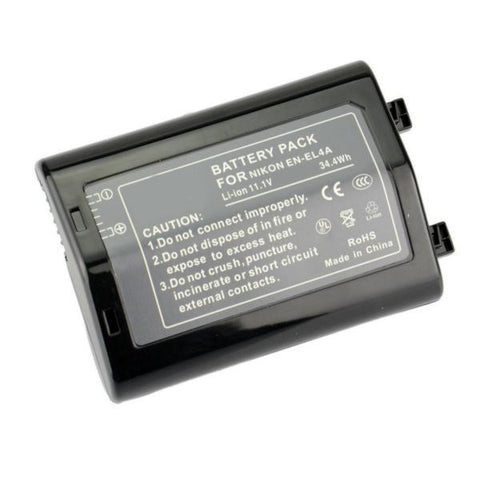 EN-EL4a Battery for Nikon DSLR D3x D3 D2X D2HS D2H D2XS F6 - Evertop Accessories Shop