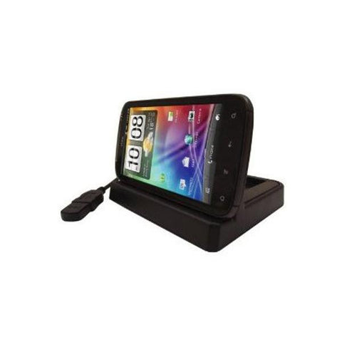 HTC Sensation XE Battery and Dual Charger Desk Stand Combo Pack - Rep - Evertop Accessories Shop