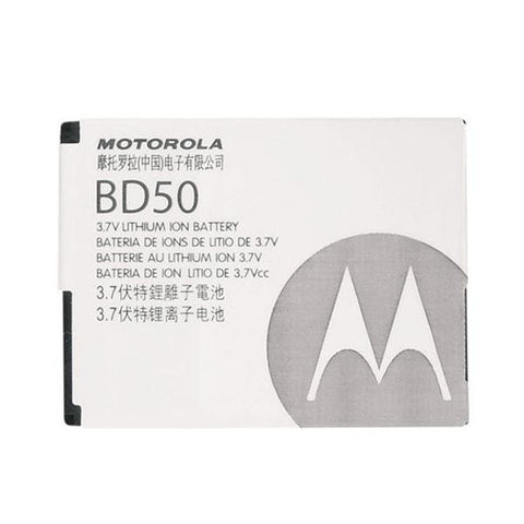 Genuine Motorola BD50 Battery for MOTOFONE F3 - Evertop Accessories Shop