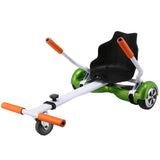 New Original HoverKart® For Converting your Nexgboard Hoverboard to GoKart White AVAILABLE NOW