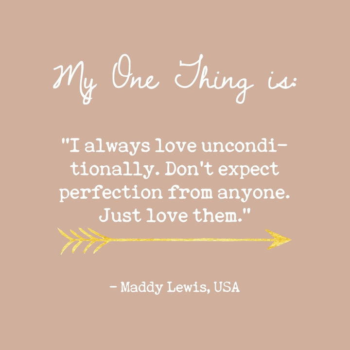 Maddy Lewis' One Thing