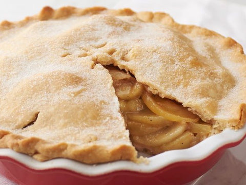 "9"" Family Size Apple Pie"