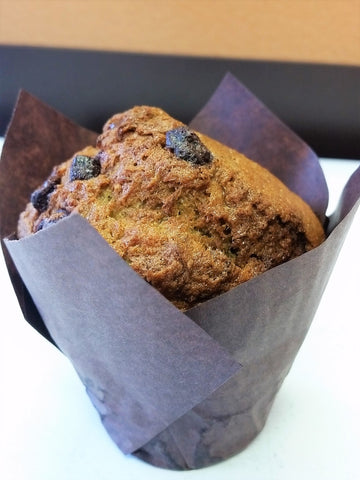 Muffin- Banana Chocolate Chip