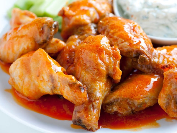 Chicken Wings, Fully Cooked