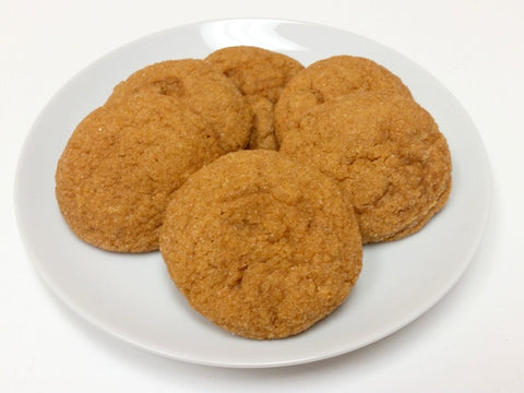 Cookies Baked- Ginger