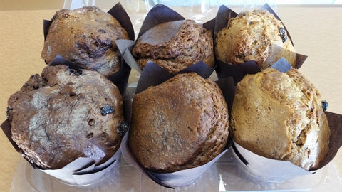 Muffin 6 Pack Variety