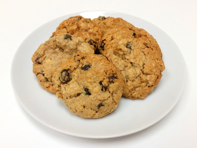 Cookies Baked- Oatmeal Raisin