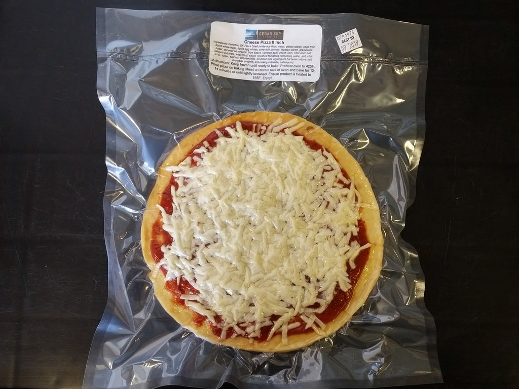 "Pizza- 10"" Cheese"