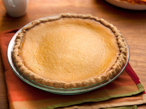 "Fresh Baked Family size 9"" Pie- Pumpkin"