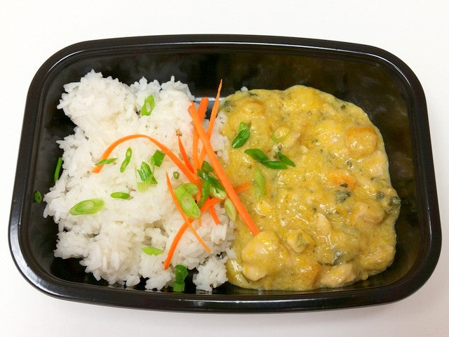 Thai Green Curry Chicken & Jasmine Rice