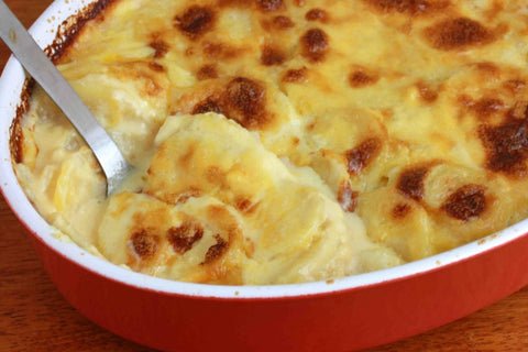 Side- Scalloped Potatoes