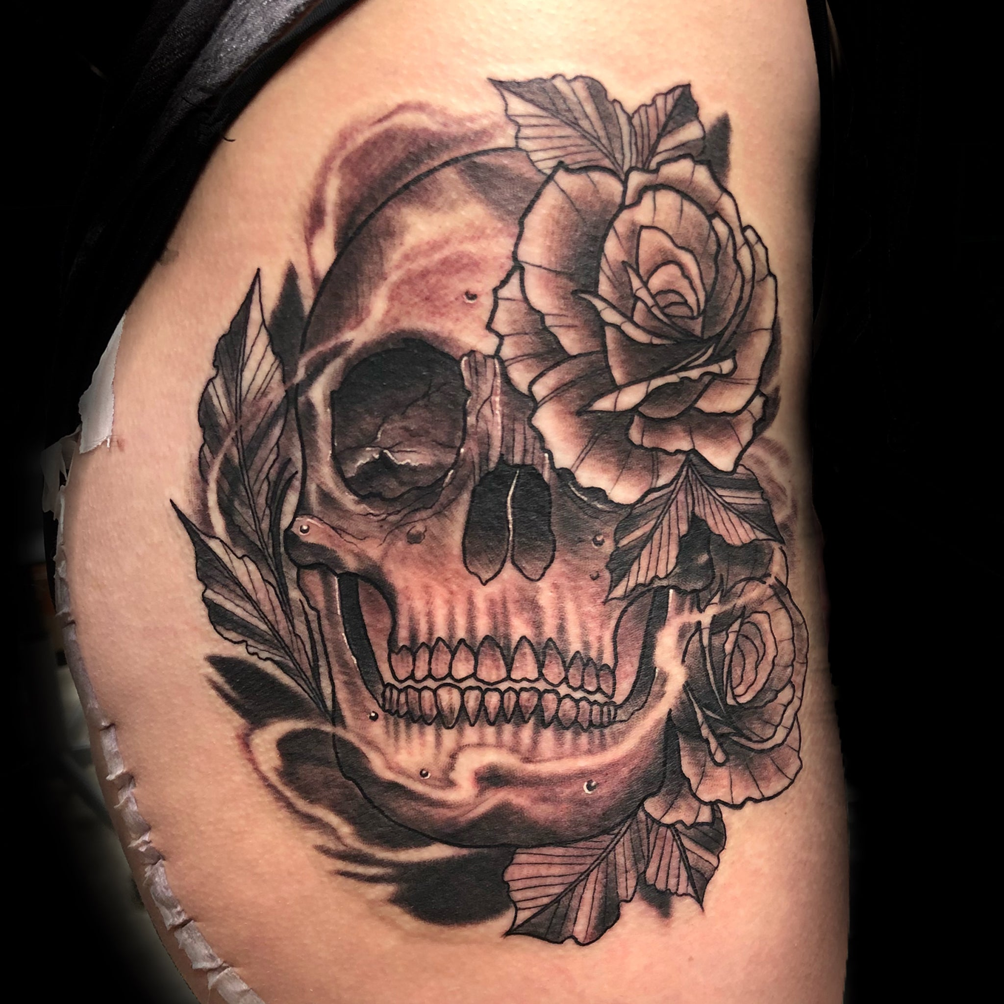 128e7d4d1 Tattoo Styles: Neo-Traditional, New School, Traditional, Black & Gray, Color