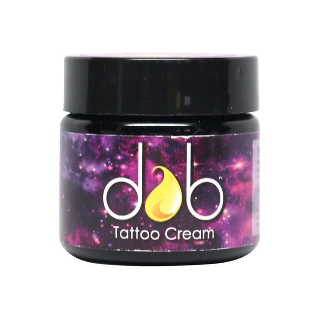 Lavender Dab Tattoo Cream - 1oz Free Sample