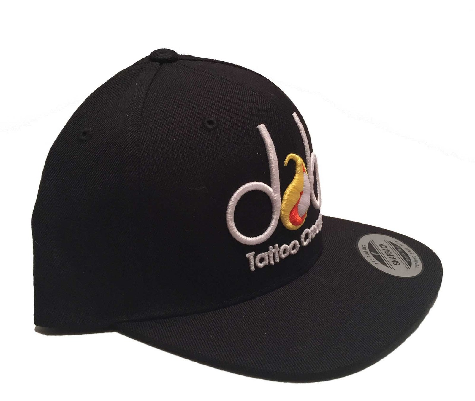 Dab Official 3D Embroidered Snapback Hat