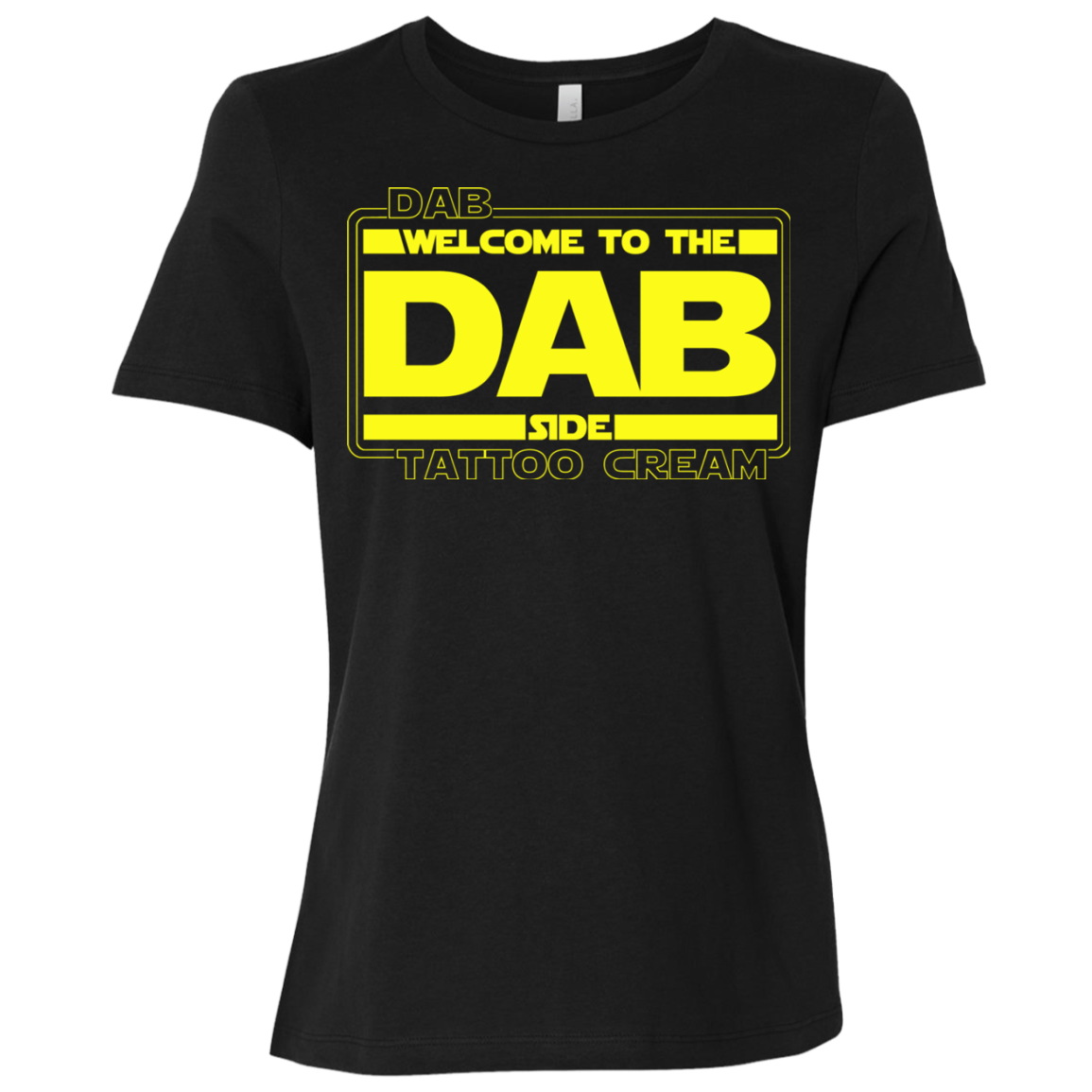 Welcome To The Dabside Ladies Tee