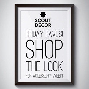 Friday Faves: Shop Our Fave Accessories from the Marketplace!