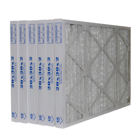 20x30x2 Furnace Air Filter MERV 8. Case of 6 by FurnaceFilters.Ca