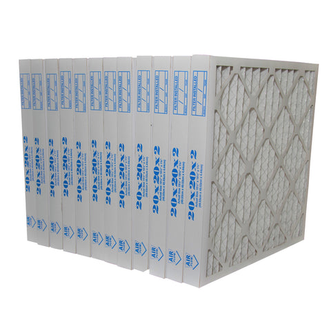 20x20x2 Furnace Air Filter MERV 8. Case of 12 by FurnaceFilters.Ca