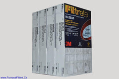 3M Filtrete 16 x 25 x 5. Case of 4